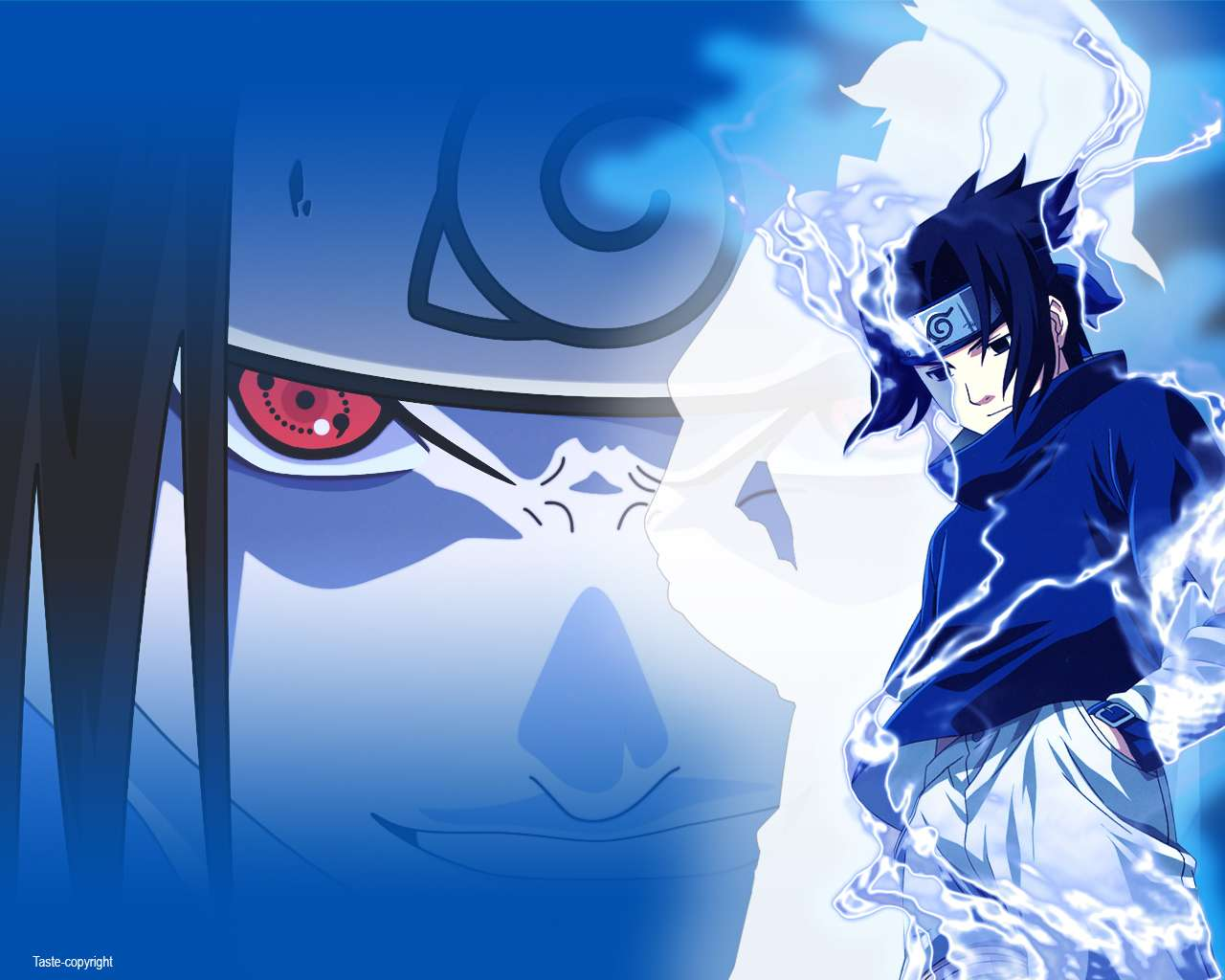 wallpapers de sasuke uchiha hd - Taringa!