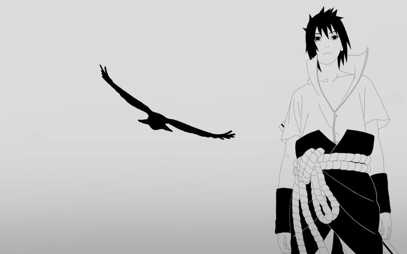 sasuke uchiha shippuden wallpaper #14