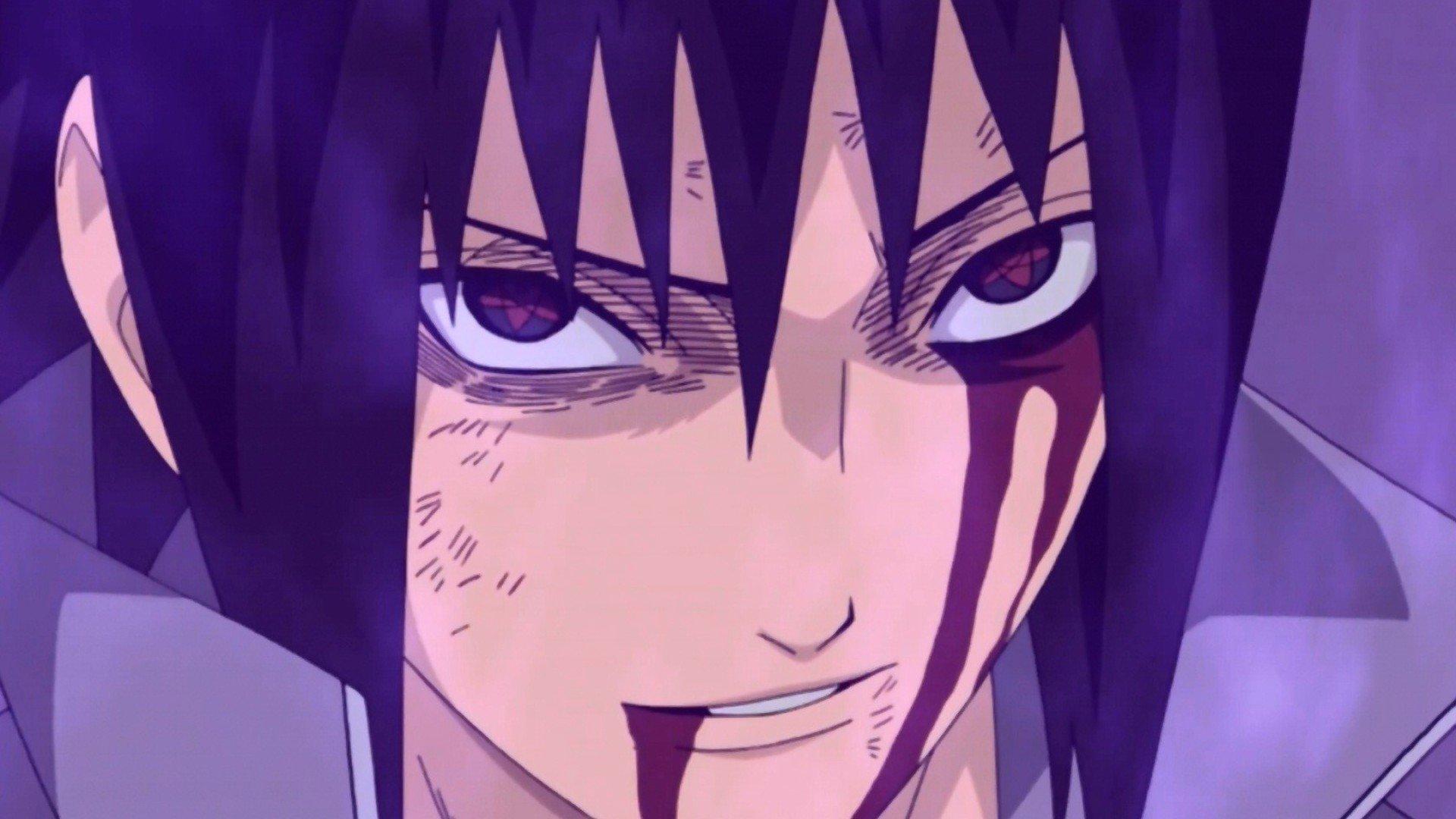 sasuke uchiha shippuden wallpaper #12