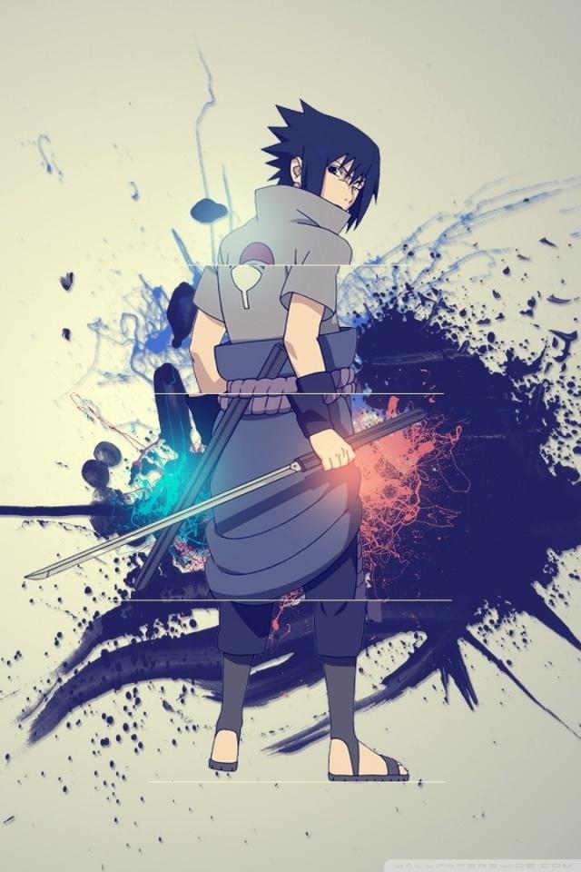Sasuke Uchiha HD desktop wallpaper : Widescreen : High Definition