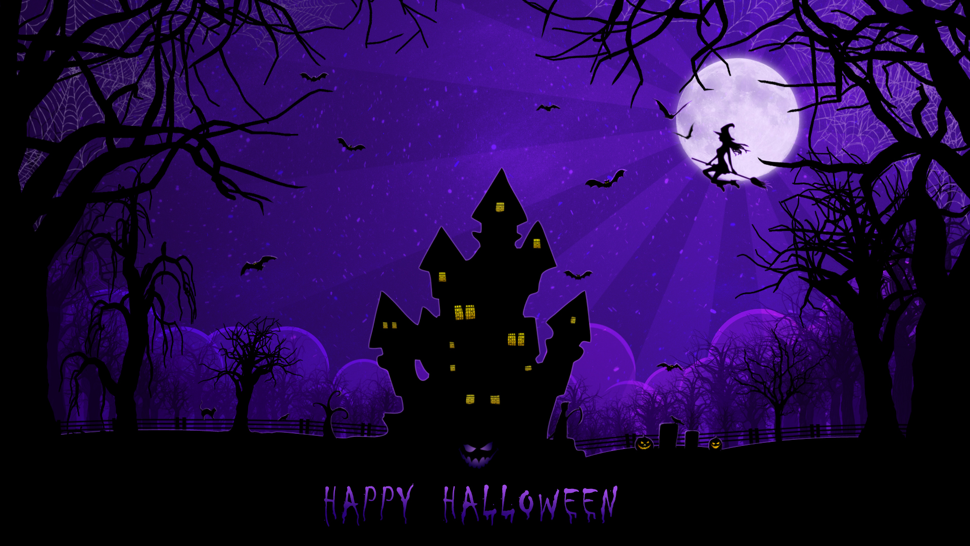 HD Scary Halloween Wallpapers Free | PixelsTalk Net