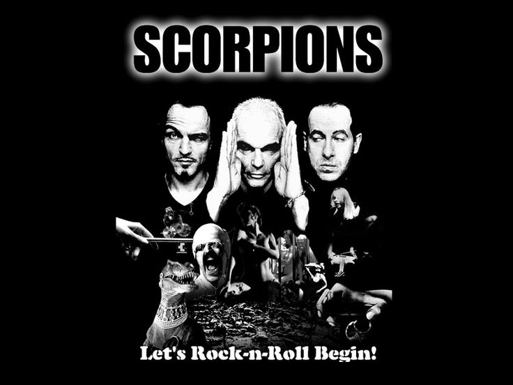 78+ images about SCORPIONS on Pinterest | You and i, Scorpions
