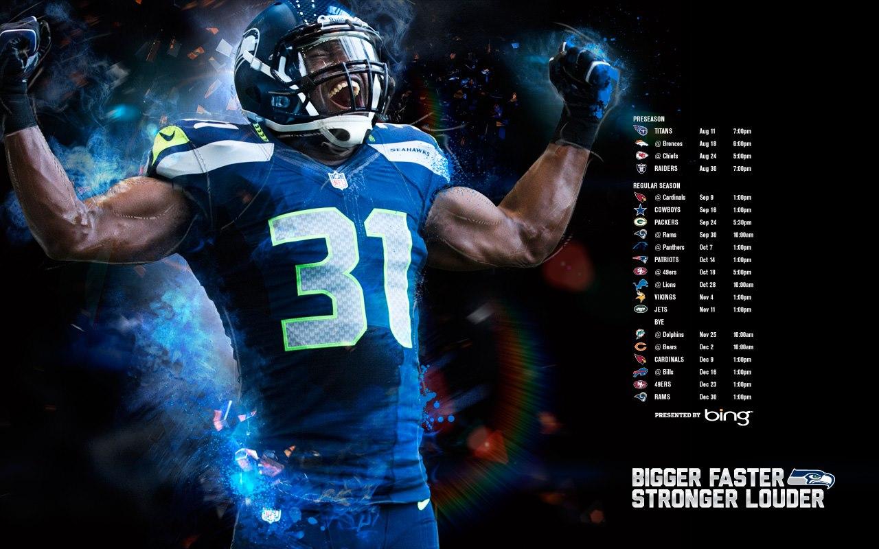 Seahawks 2016 Schedule Wallpaper