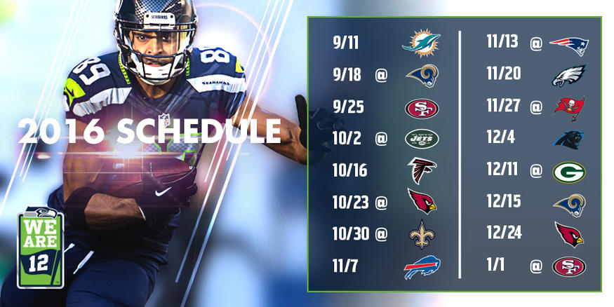 photo about Seattle Seahawks Schedule Printable known as Seahawks timetable wallpaper - SF Wallpaper