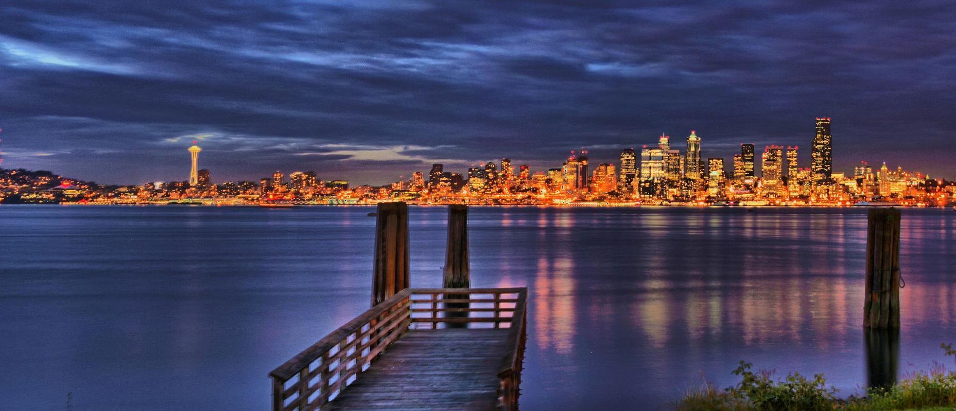 Seattle Desktop Background Sf Wallpaper