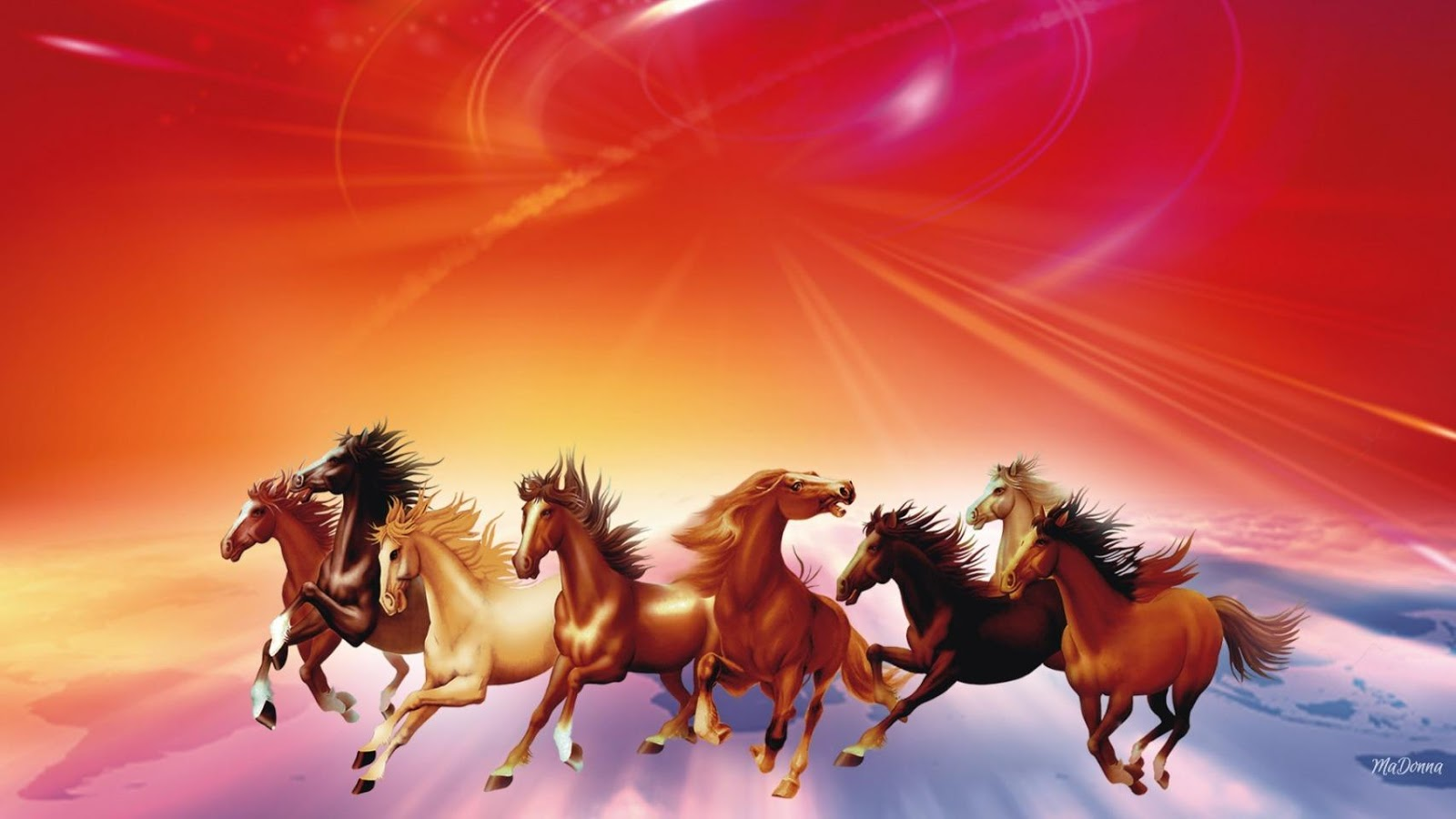 Seven horse wallpaper sf wallpaper seven horses wallpaper 7 android apps on google play voltagebd Images