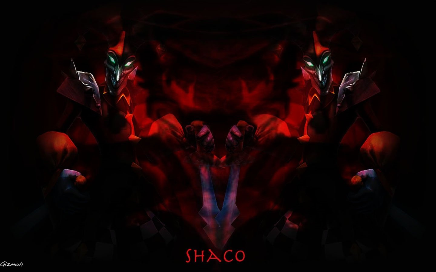 25 Shaco (League Of Legends) HD Wallpapers | Backgrounds
