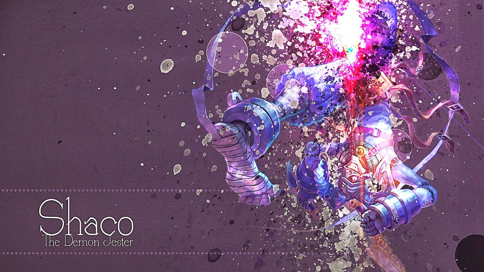 Shaco League of Legends Wallpaper, Shaco Desktop Wallpaper