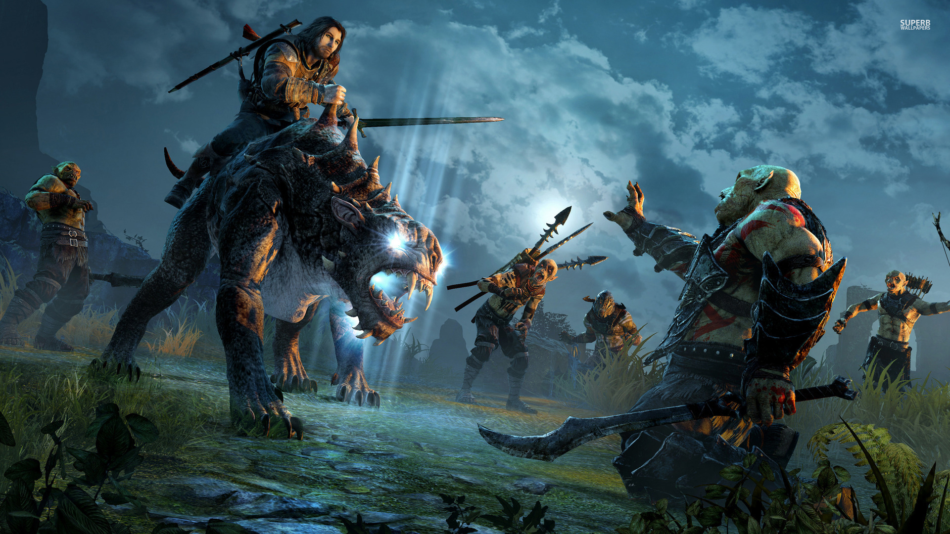 Great Wallpaper Lord Shadows - shadow-of-mordor-wallpaper-18  Collection_893629.jpg
