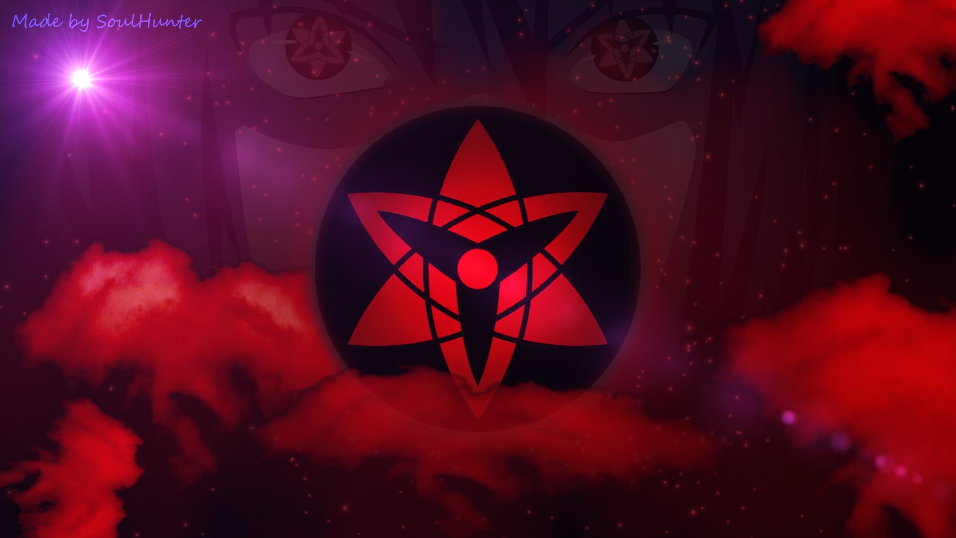 48 Sharingan (Naruto) HD Wallpapers | Backgrounds - Wallpaper Abyss