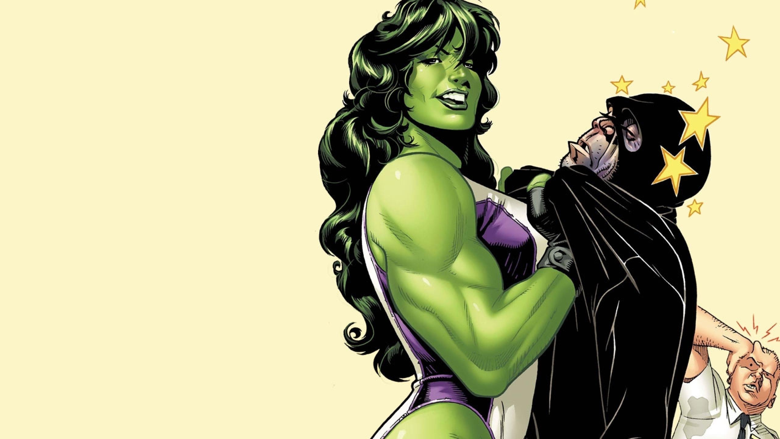 She Hulk Wallpapers Sf Wallpaper