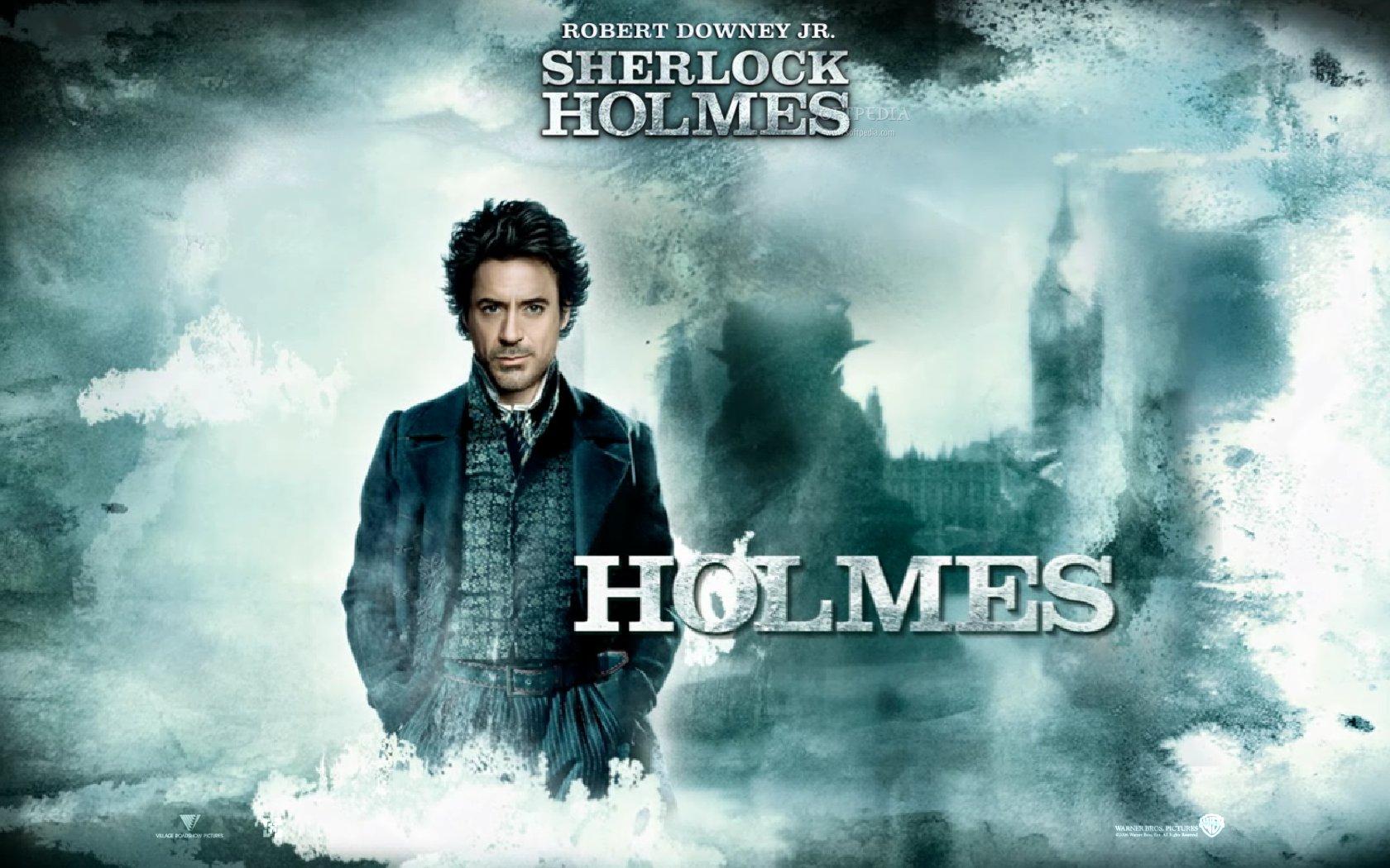 Sherlock Holmes Movie Wallpaper Sf Wallpaper