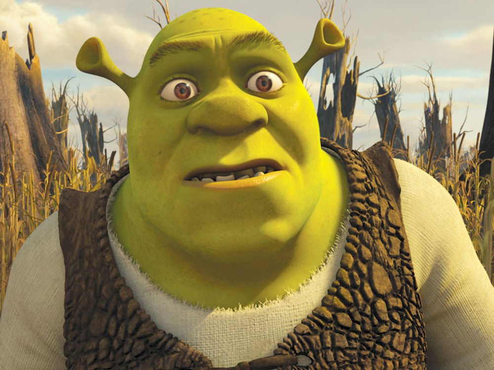 Shrek - article | CGSociety