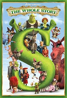 Shrek (franchise) - Wikipedia