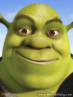 Shrek - MorphThing com