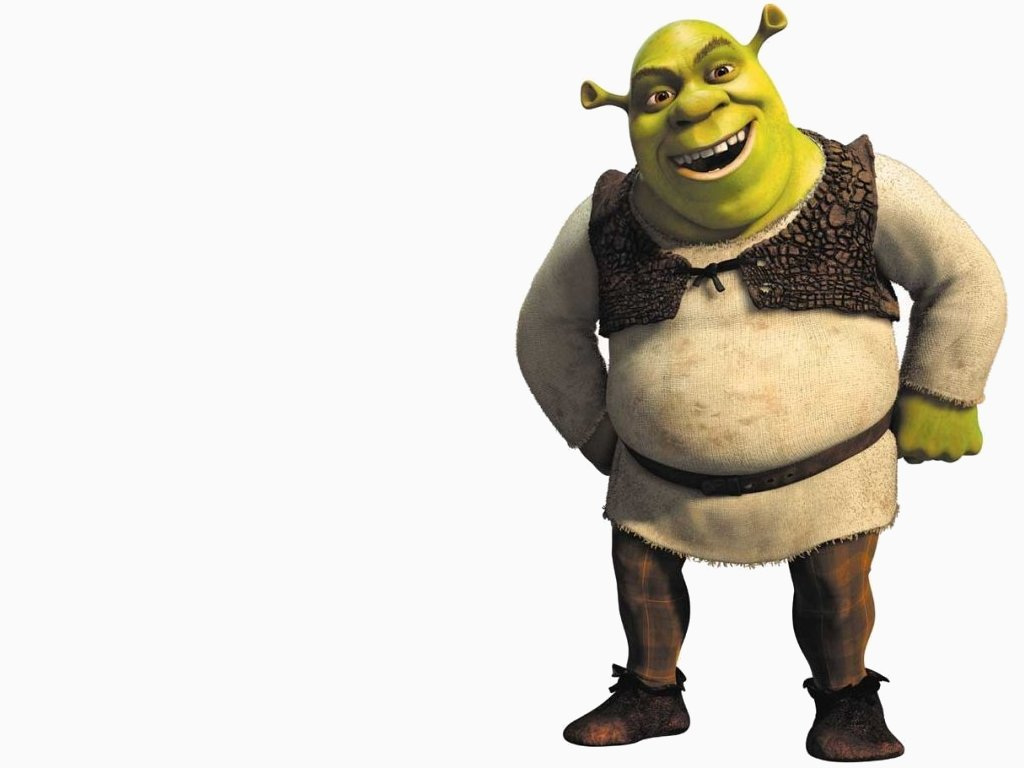 Shrek - Cartoons Wallpapers