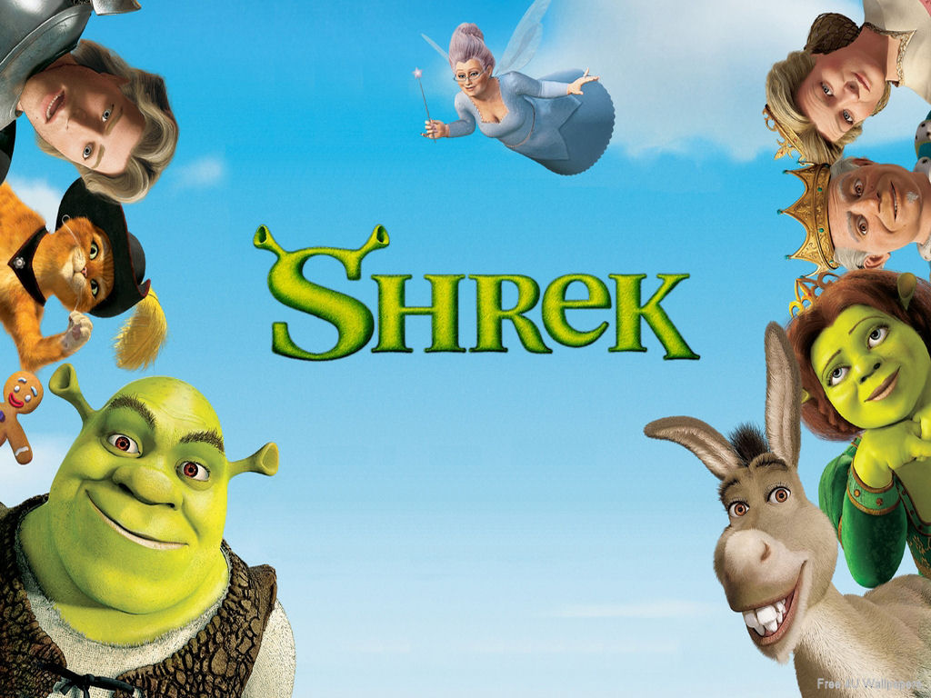 Shrek Wallpaper, 43 Free Shrek Wallpapers | Backgrounds on