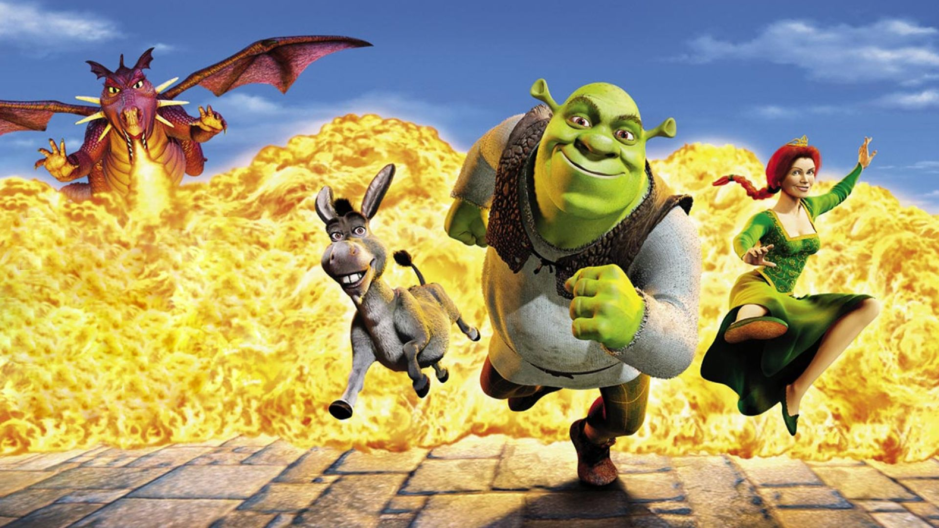 1 Shrek Extra Large HD Wallpapers | Backgrounds - Wallpaper Abyss