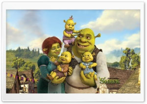 WallpapersWide com | Shrek HD Desktop Wallpapers for Widescreen