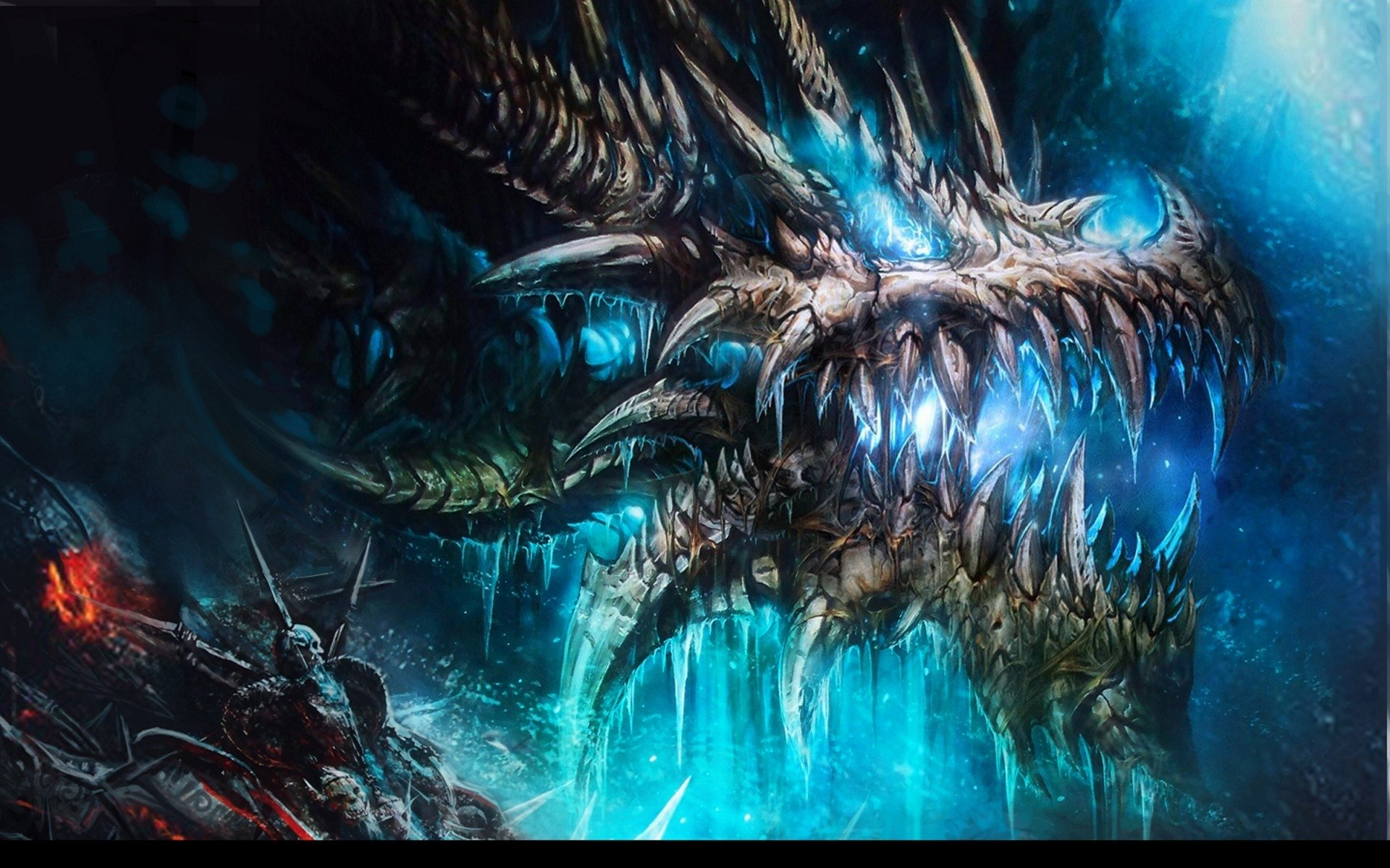 4 Sindragosa (World Of Warcraft) HD Wallpapers   Backgrounds