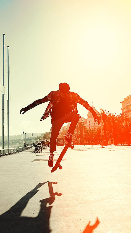 Skateboard Wallpaper Iphone