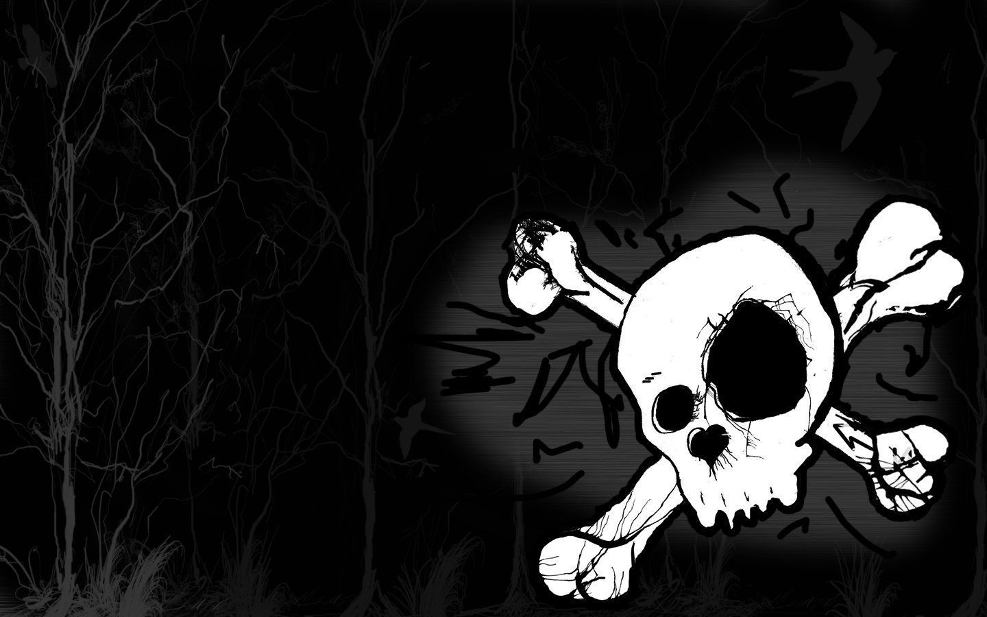 Skull And Crossbones Wallpapers Group (56+)