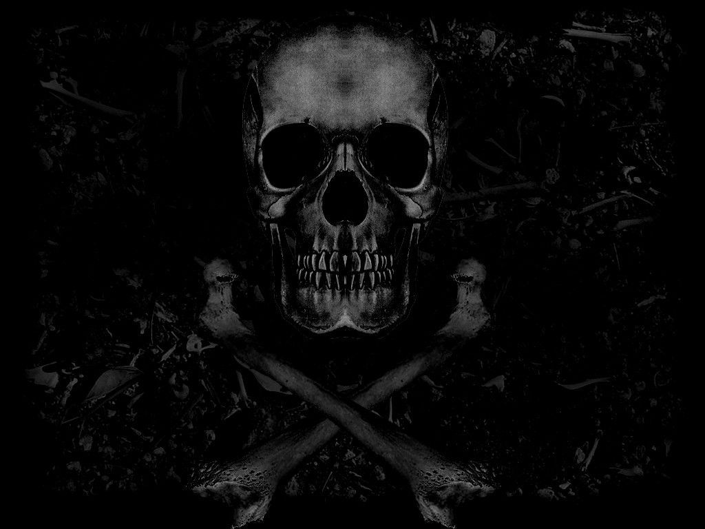 Free Skull Desktop Wallpapers - Wallpaper Cave