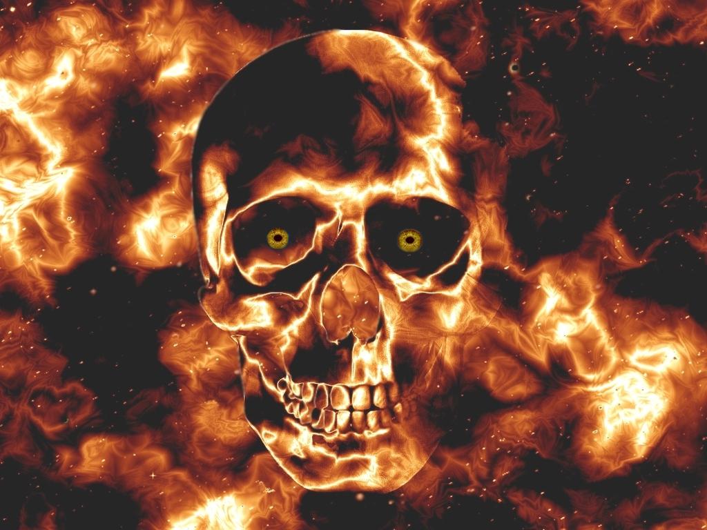 fire wallpaper hd - Google Search | SKULLS | Pinterest