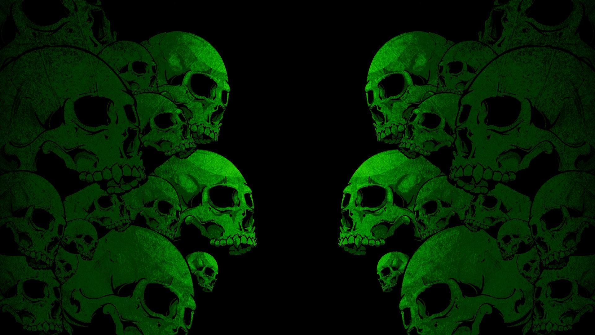 Skull Wallpaper Hd Sf Wallpaper