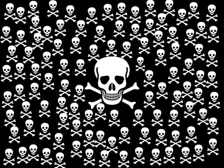 skull - Harley Davidson & Motorcycles Background Wallpapers on