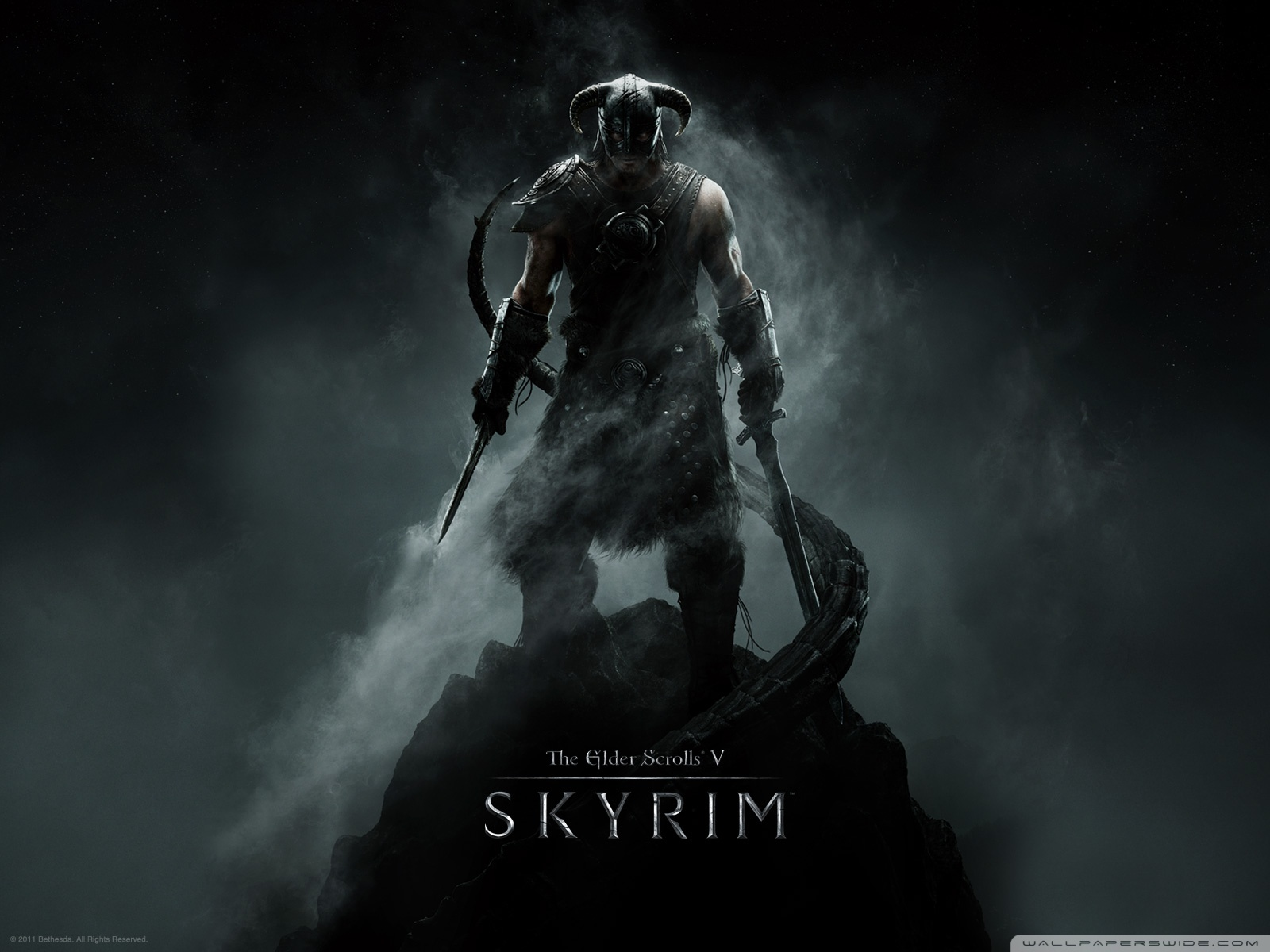 The Elder Scrolls V - Skyrim HD desktop wallpaper : Widescreen