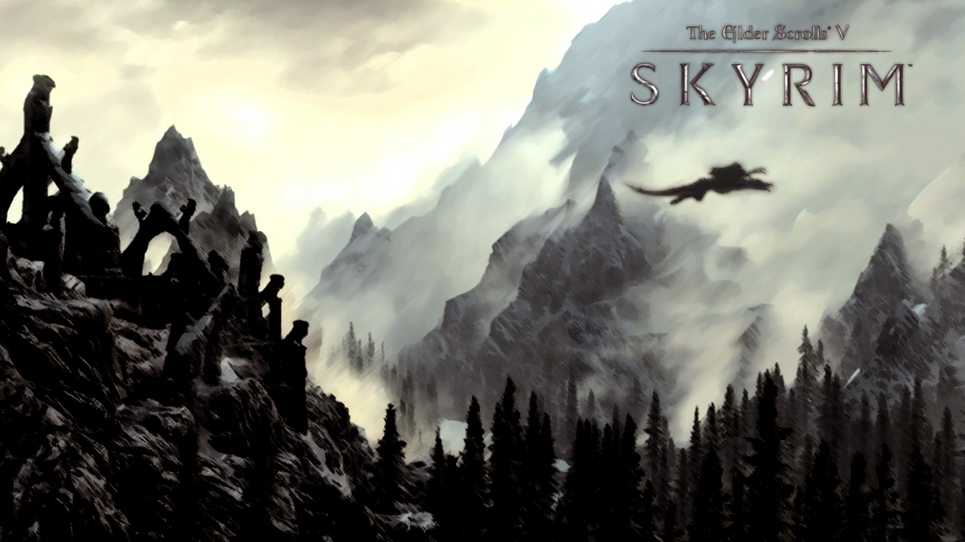skyrim Computer Wallpapers, Desktop Backgrounds | 1920x1080 | ID