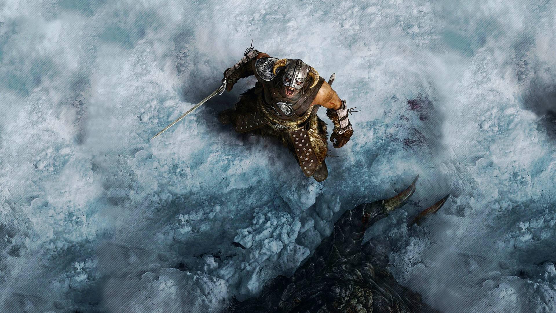 Skyrim Wallpapers 1080p - Wallpaper Cave