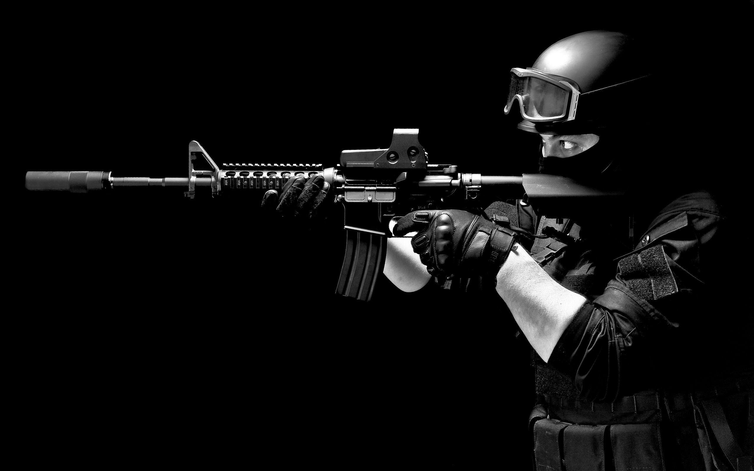 2560x1600px Sniper Wallpaper HD