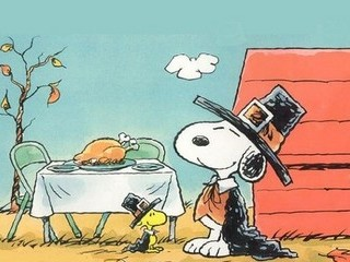 Snoopy Thanksgiving Wallpaper Sf Wallpaper