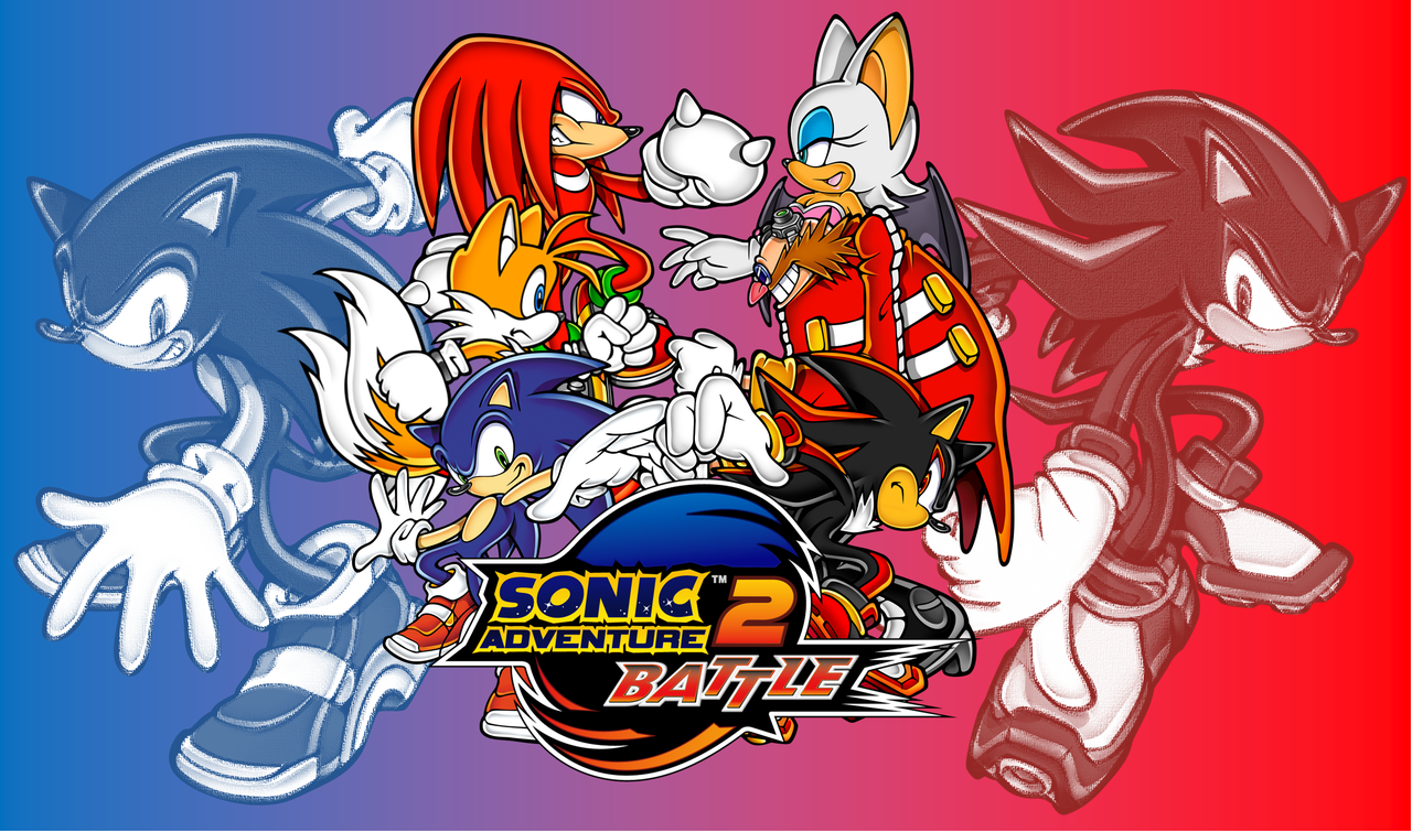 Sonic Adventure Wallpaper Sf Wallpaper