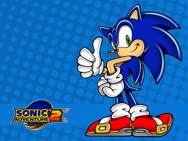 Sonic Adventure 2 Wallpaper By Volkorn On DeviantArt