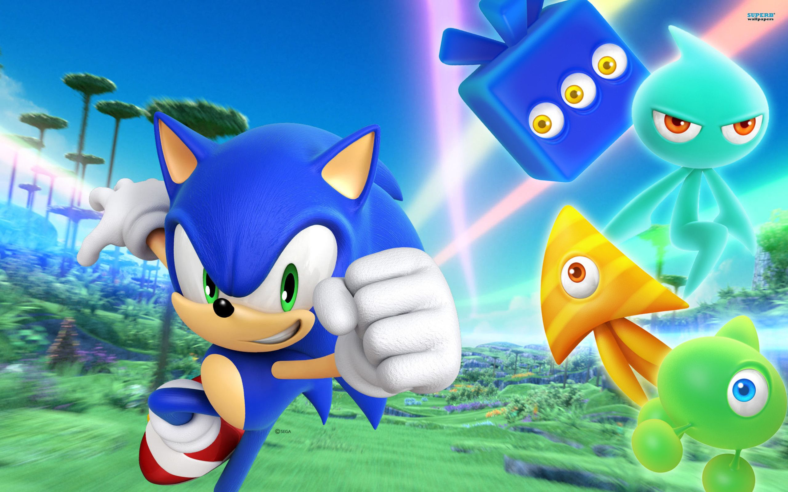 Sonic The Hedgehog Wallpapers 2015 - Wallpaper Cave