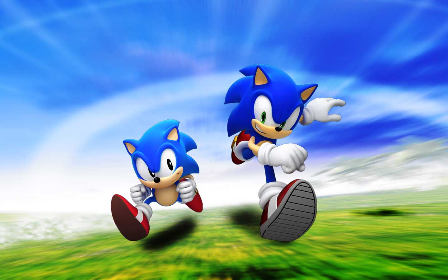 HD Sonic Wallpaper 1080p - WallpaperSafari