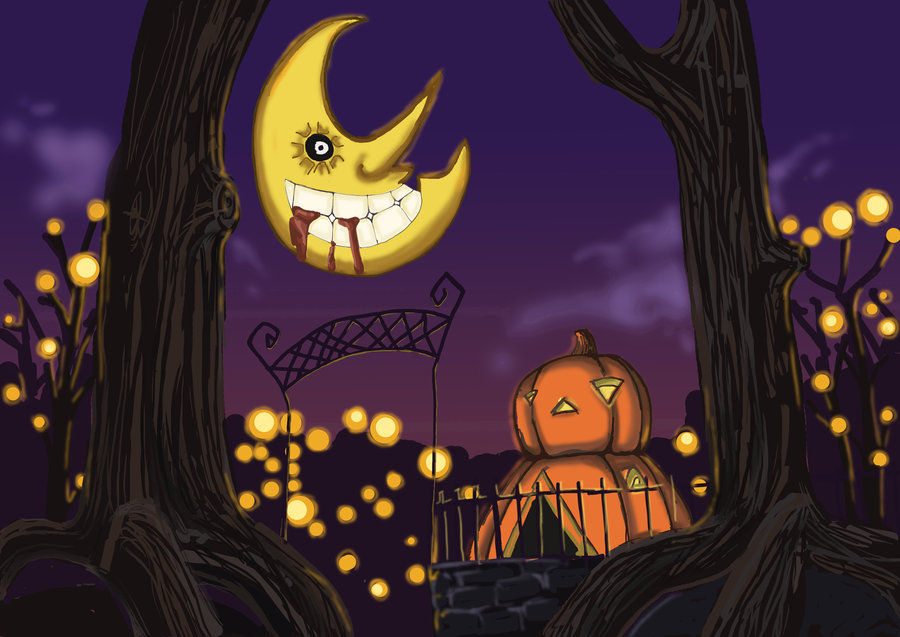 Soul Eater Moon Wallpaper Sf Wallpaper