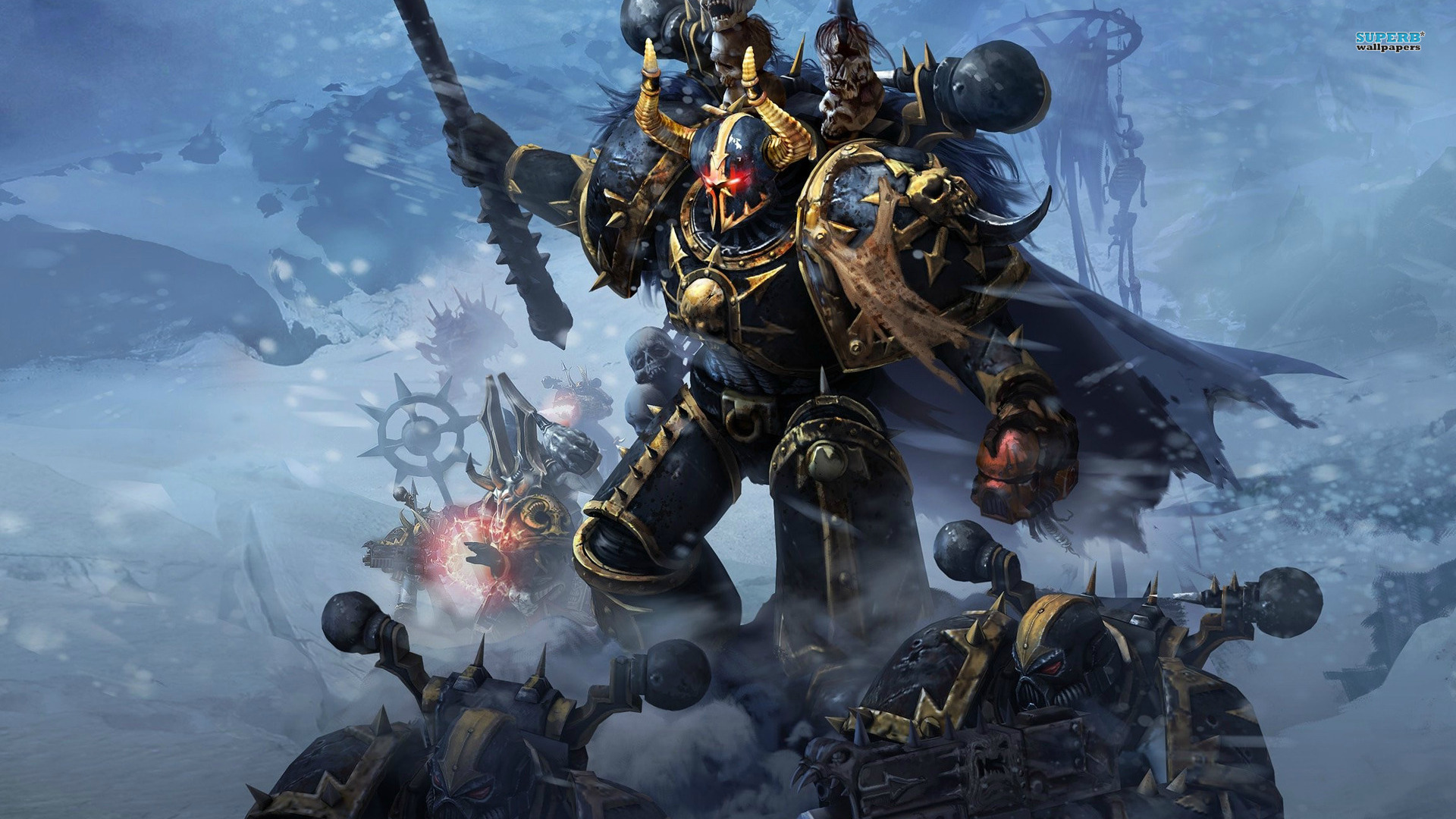space marine wallpapers - sf wallpaper