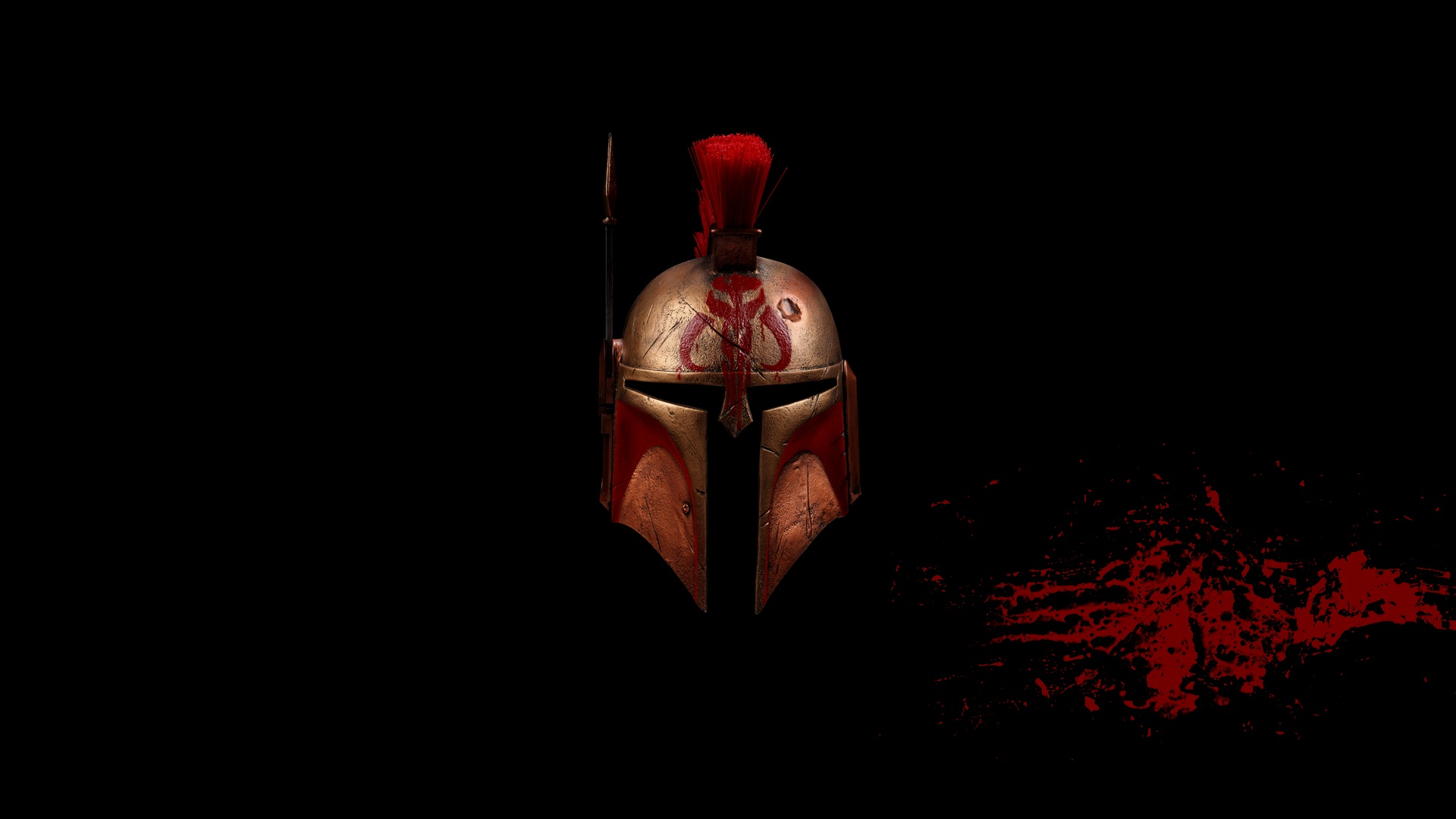 Made A Wallpaper I Thought You Guys Would Like Mandalorian