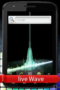Spectrum Wave Live Wallpaper - Android Apps on Google Play