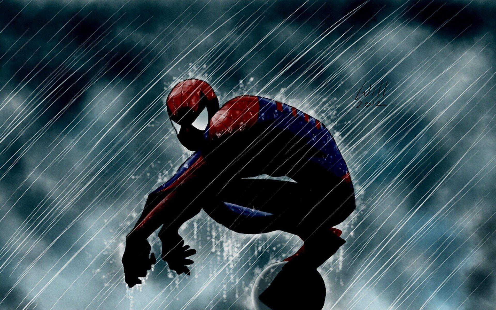 spider man comics wallpaper - sf wallpaper