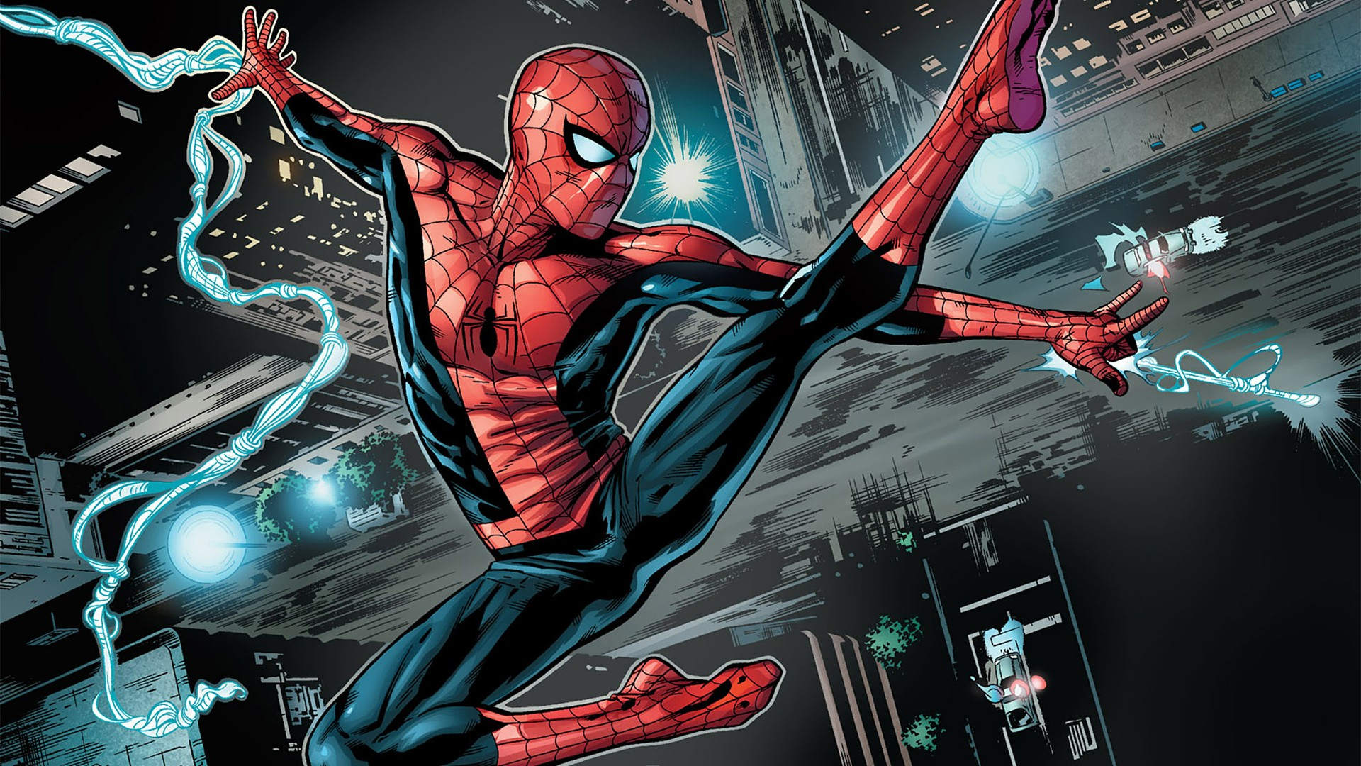 spider man wallpaper comic - sf wallpaper
