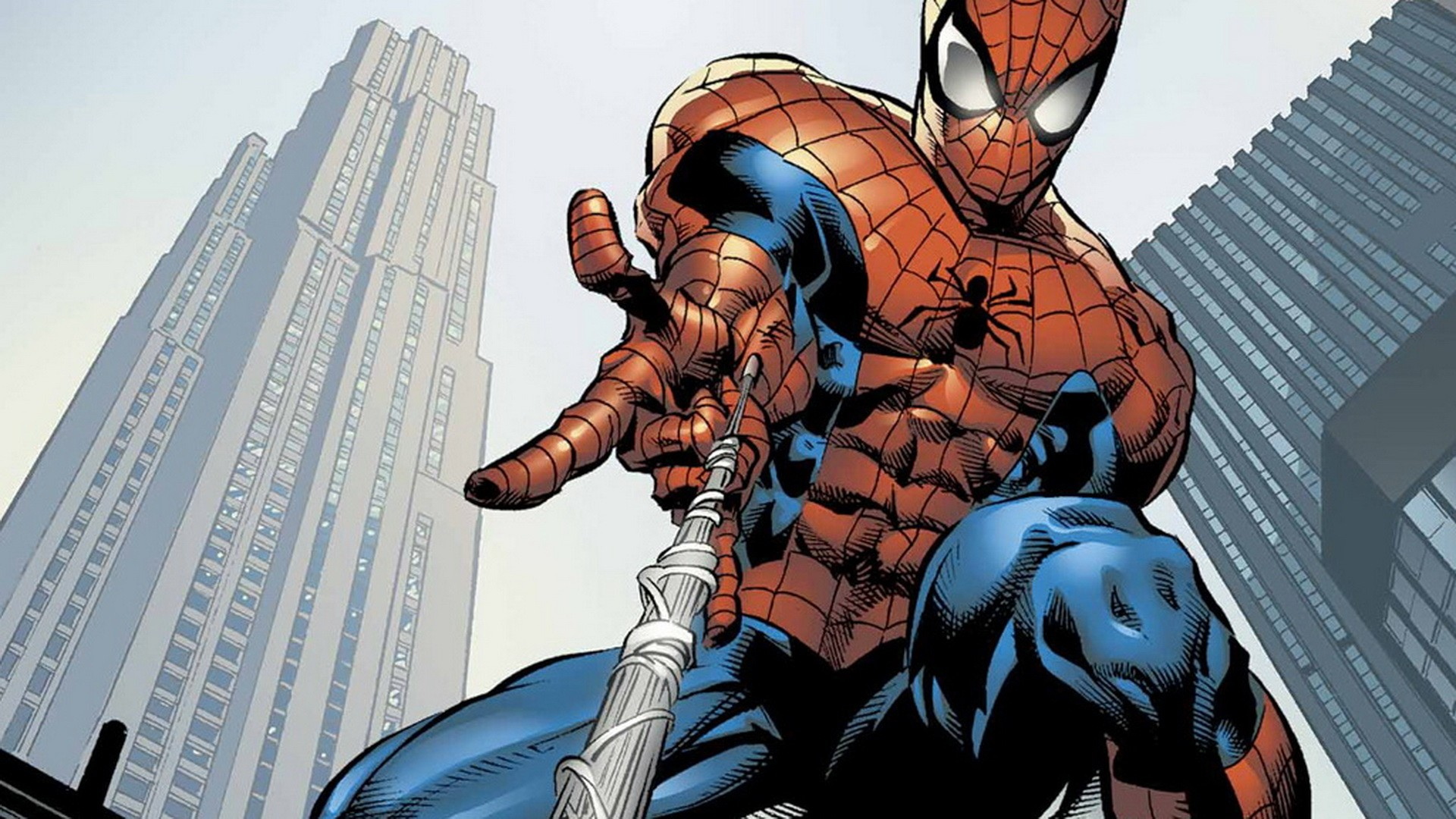 Spider Man Wallpapers Comic Group (83+)
