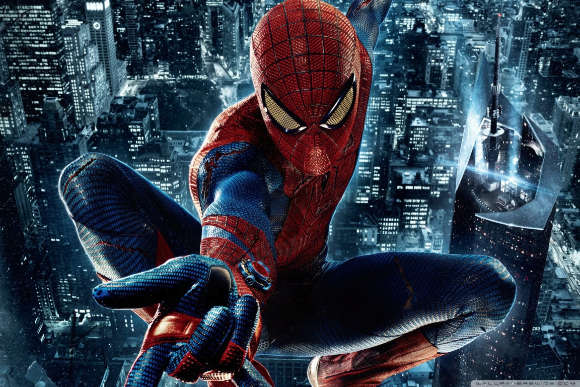 Spider Man 4 HD desktop wallpaper : High Definition : Fullscreen