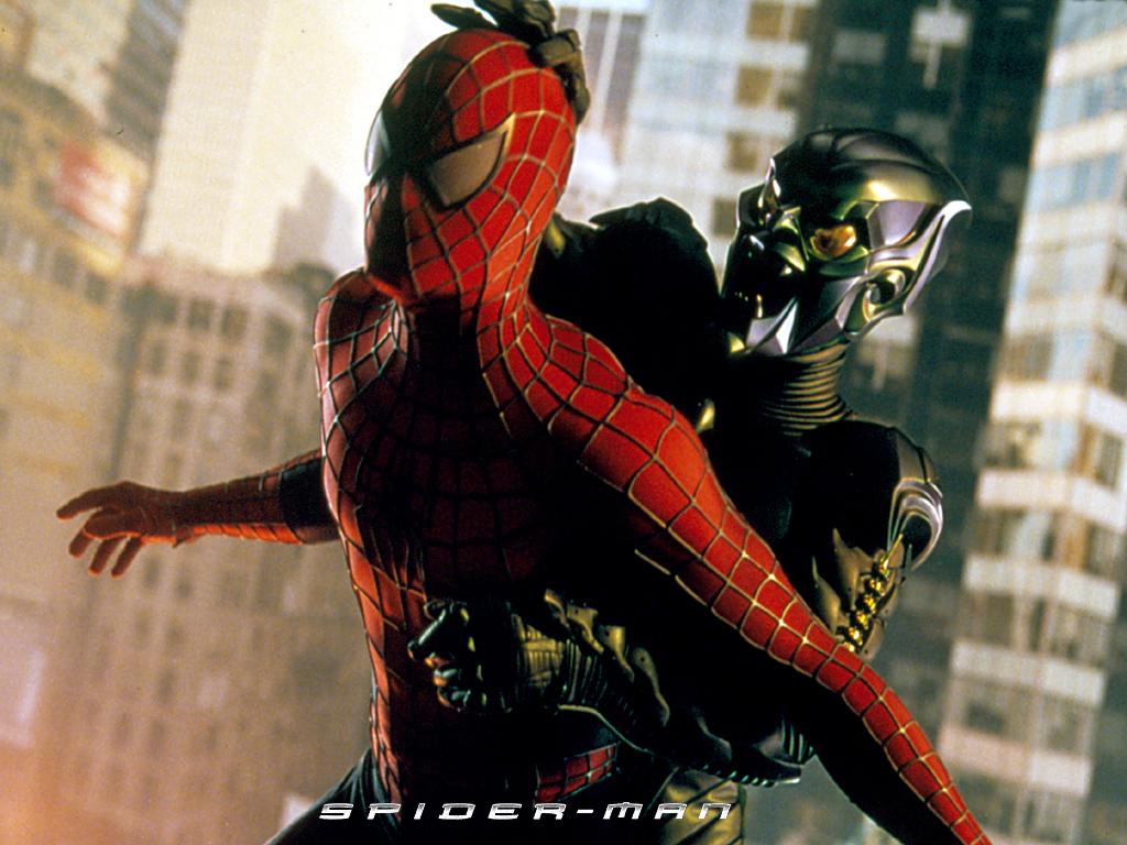 Spiderman 1 Wallpaper - WallpaperSafari