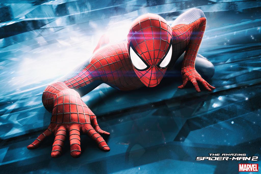 TASM2 Spider-man #1 Wallpaper by paintpot2 on DeviantArt