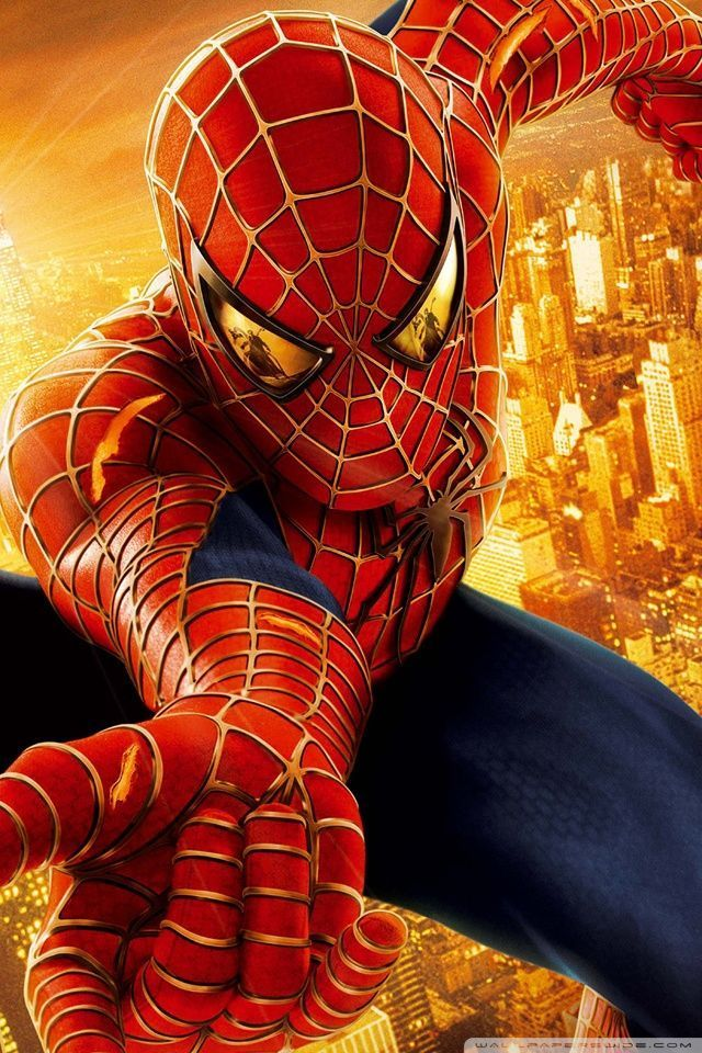 Spiderman Wallpapers Group (73+)